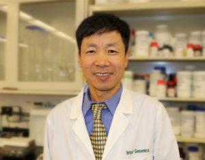 Dr. Chengcang Wu