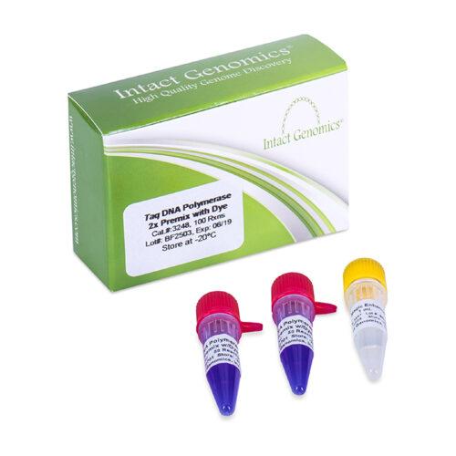 Taq DNA Polymerase 2x Premix with Dye