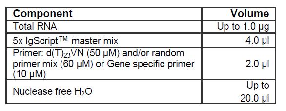 cDNA Synthesis Probe Based RT-qPCR Kit