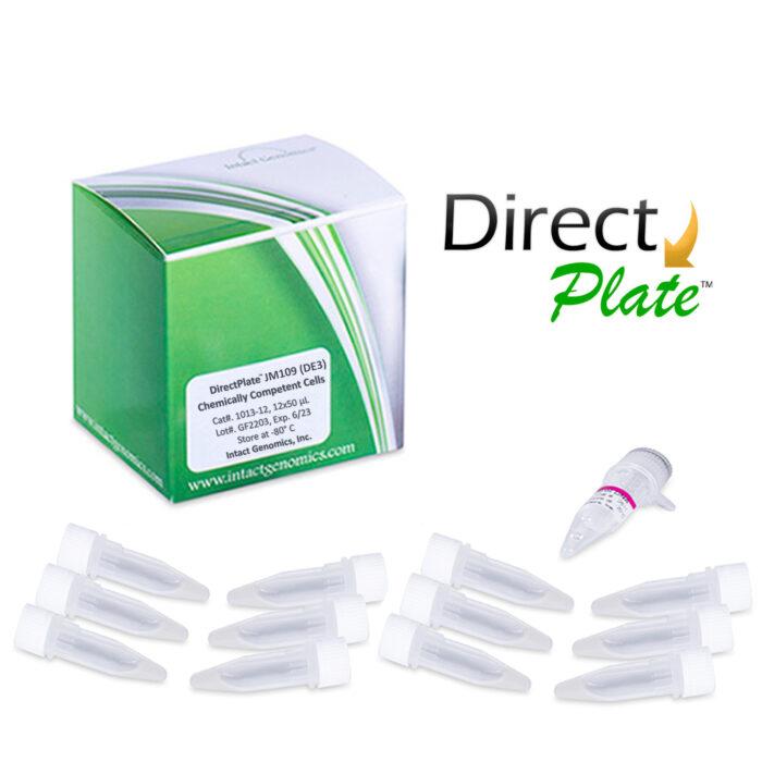 Direct-Plate-JM109 (DE3)-chemically-competent-cells